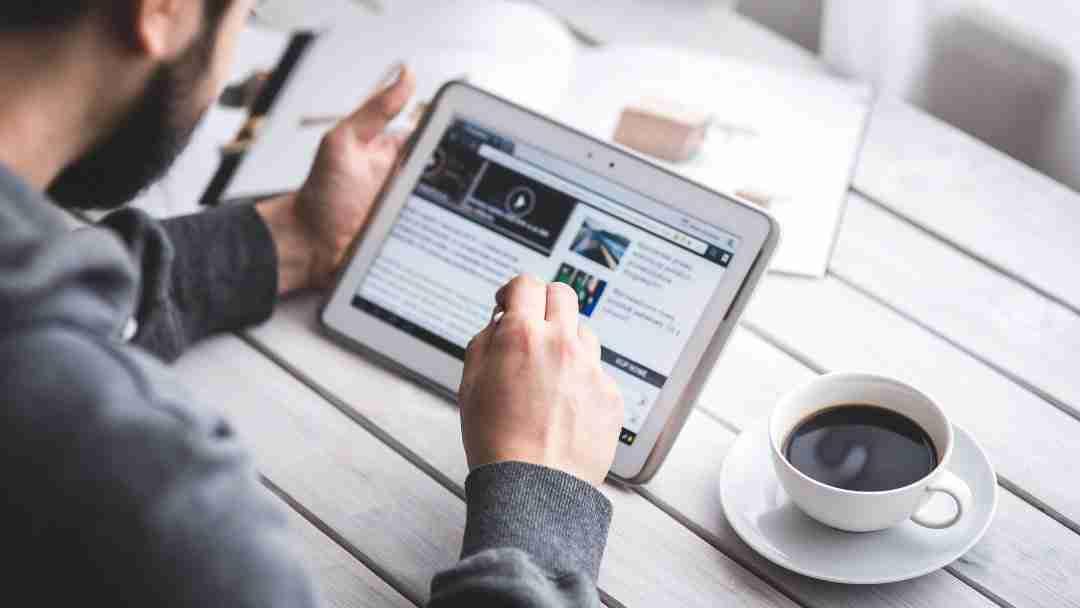 Como é ler online (e como escrever para a internet)