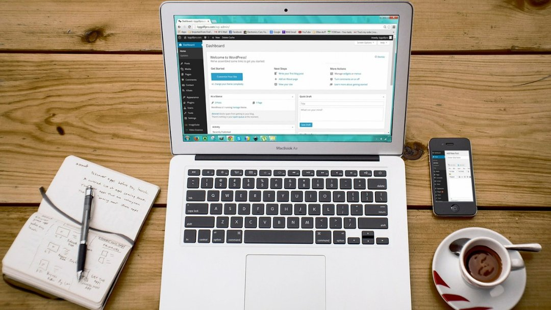 11 Exemplos de sites usando o tema Divi para pequenos negócios